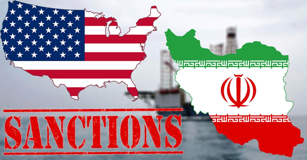 تحریم دریایی و کشتیرانی و حفاری ایران توسط آمریکا