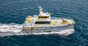 سیستم پایش شناورها- Monitoring Of Vessel System