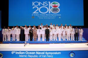 ششمین هماندیشی نیروهای دریایی کشورهای اقیانوس هند-تهران