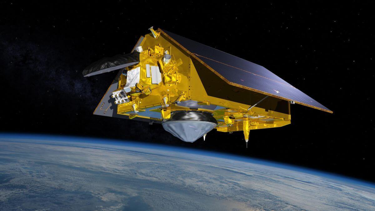 ماهواره اقیانوسشناسی سنتینل۶ به فضا پرتاب شد+فیلم
