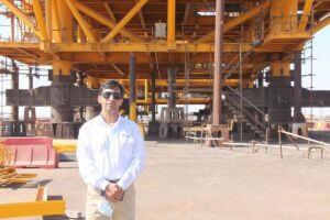 مدیر فنی مهندسی گروه سازههای دریایی و فراساحلی ایزوایکو- مبین سازه گستر