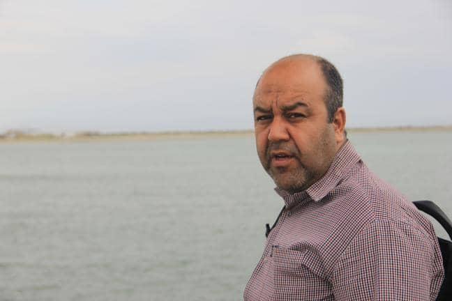 مرحوم رضا اقصامی-مدیر روابط عمومی نیروی دریایی ارتش