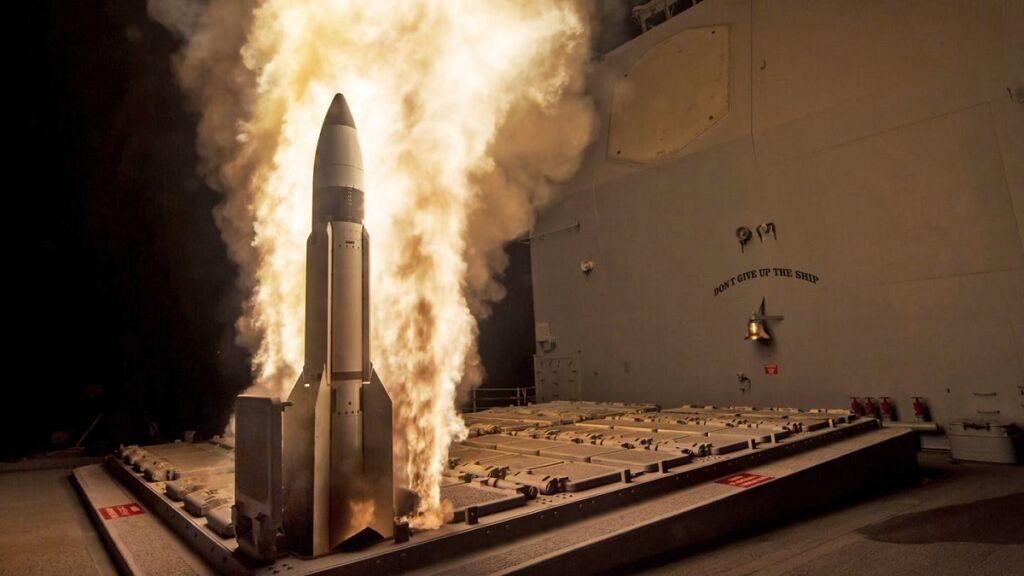 موشک ریم-۱۶۱ استاندارد ۳ ( RIM-161 Standard Missile 3) معروف به اسام-۳ (SM-3) نیروی دریایی آمریکا
