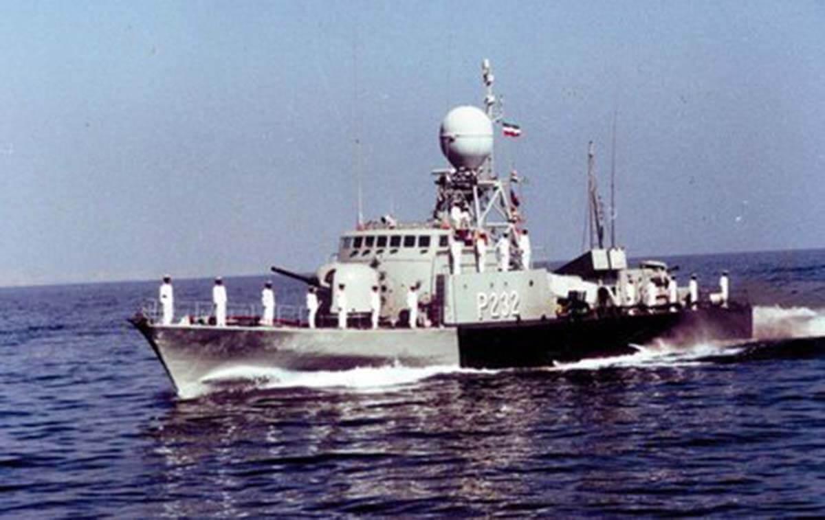 نیروی دریایی در دوران دفاع مقدس