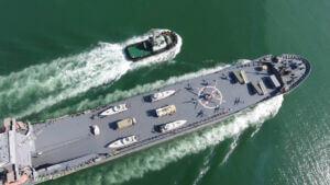 ناو اقیانوس پیمای شهید رودکی به نیروی دریایی سپاه