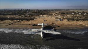 هواپیما آب نشین «هیولای دریای کاسپین» روسیه