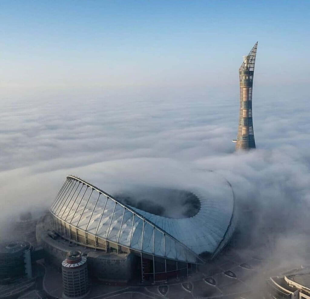 ورزشگاه بینالمللی «خلیفه» دوحه قطر