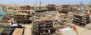 یارد خرمشهر شرکت مهندسی ساخت تاسیسات دریایی