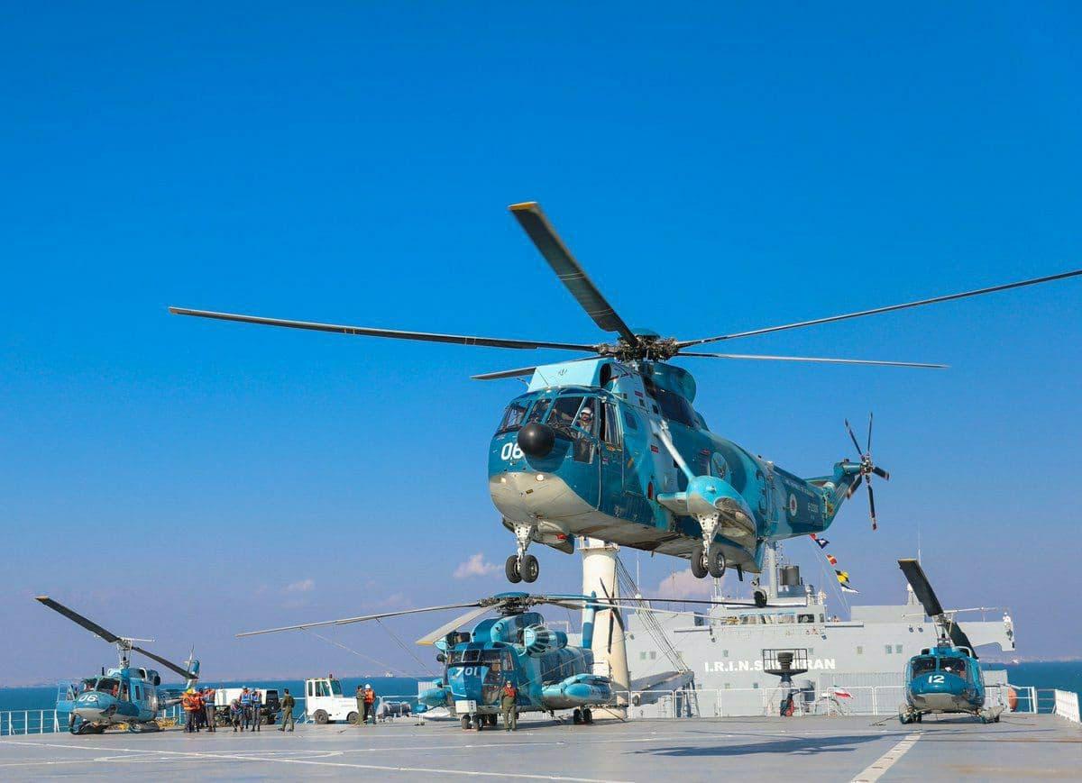 نگاهی به رزمایش اقتدار99 نیروی دریایی راهبردی ارتش جمهوری اسلامی ایران