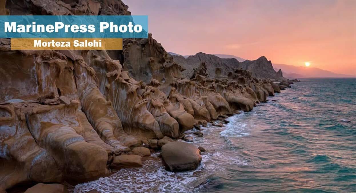 سواحل زیبای خلیج فارس ایران