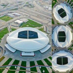 ورشگاه فوتبال الجنوب الوکره قطر میزبان فینال لیگ قهرمانان آسیا
