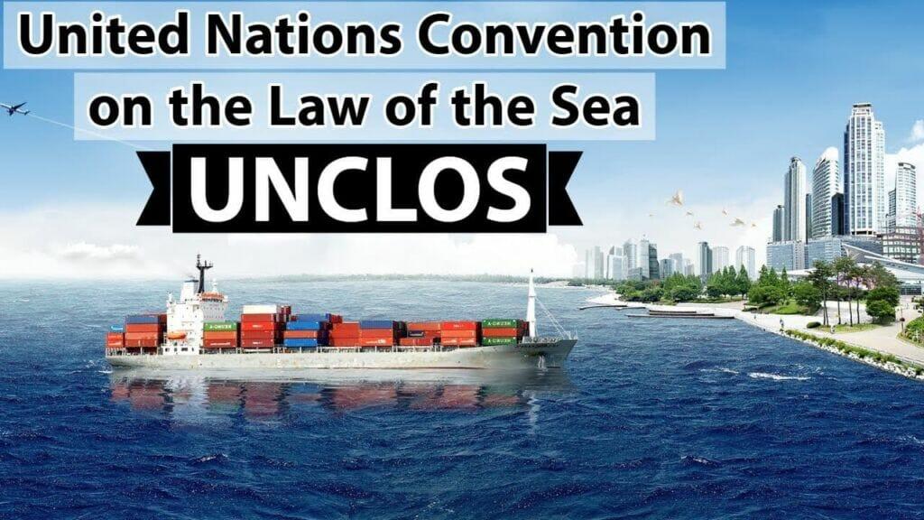 کنوانسیون آنکلاس - Convention UNCLOS