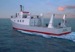 کشتی زئوس (zeus ship) - Zero Emission Ultimate Ship