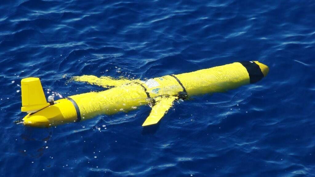 زهپاد نیروی دریایی آمریکا(پهپاد زیرآبی)