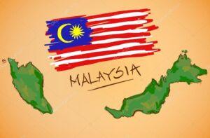 معرفی پرچم و نقشه مالزی