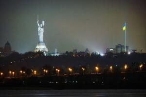 مجسمه مادر وطن شهر کیف اوکراین