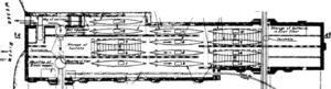 پناهگاه برمن برای ساخت همزمان 13 زیردریاییهای بزرگ 1600 تنی