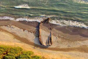 کشتی تاریخی کنگانرود قروق